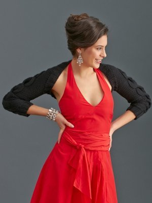 Elegant Evening Shrug