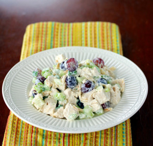 Sweet and Savory Chicken Salad