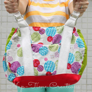 The Wonder Mom Free Purse Pattern