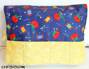 Insanely Easy Sewing Machine Cover Pattern