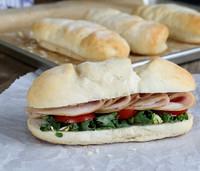 Copycat Subway Bread