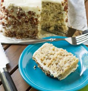 Four-Layer Hummingbird Cake