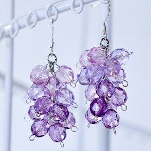 Lovely Ombre Earrings