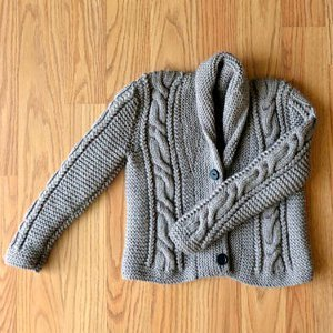 Little Man Cardigan