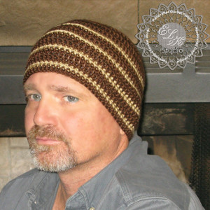 Stand-Out Crochet Beanie