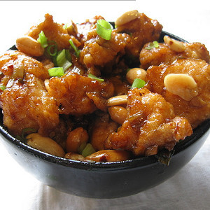 P.F. Chang's Kung Pao Chicken Copycat