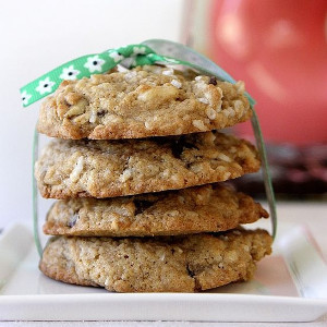 Not-So-Classic Chocolate Chip Cookies