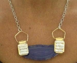 Alluring Agate DIY Necklace