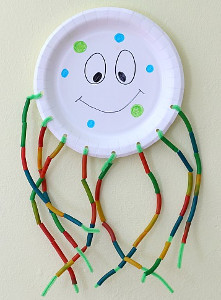 Fun Fine Motor Octopus Craft