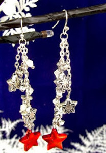 Majestic Milky Way Earrings