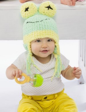 31 Unbelievably Cute Baby Knit Hats Allfreeknittingcom