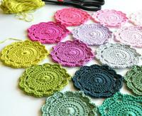 33 Floral Design Crochet Afghan Patterns