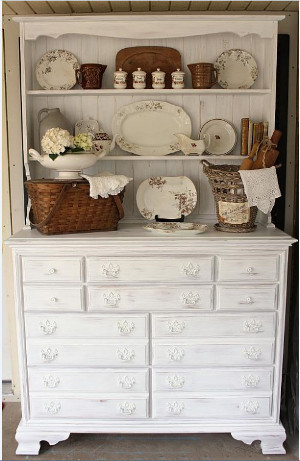 State Fair Farmhouse Cupboard