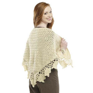 The Crochet Shawl of your Dreams
