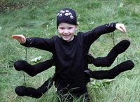 10 DIY Halloween Costumes for Your Little Monsters