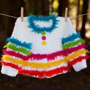 Cutie Pie Crochet Cardigan