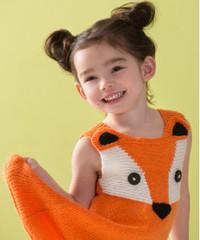 Child's Foxy Tunic