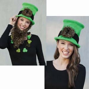 Lady Leprechaun Crochet Accessories