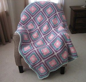 Early Bird Afghan