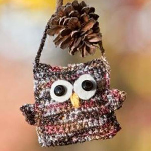 Ornamental Owl Crochet Pattern