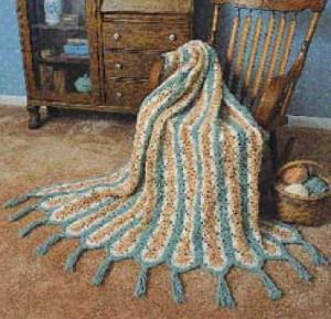 21 Fast Crochet Afghan Patterns