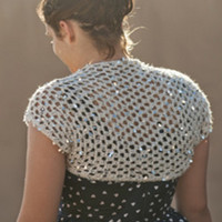 15 Free Crochet Shrug Patterns