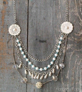 Lovely Layered DIY Necklace