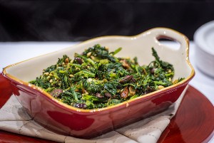 Greek Style Zucchini Salad | FaveHealthyRecipes.com