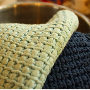 Practice Makes Perfect Tunisian Potholder