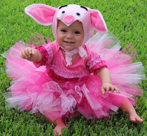 Piglet Hat DIY Halloween Costume