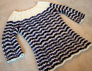 Librarian's Favorite Three Season Sweater