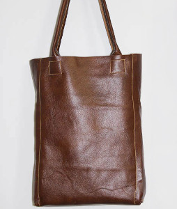 Luxurious Leather Tote Bag Tutorial