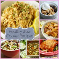 14 Slow Cooker Healthy Dinner Recipes + Bonus Skinny Desserts