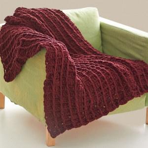 Waffle Stitch Crochet Pattern Allfreecrochetafghanpatternscom