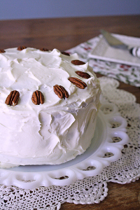 Heavenly Hummingbird Cake