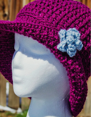 f178e13f2 41 Crochet Summer Hat Patterns  Easy Crochet Hats