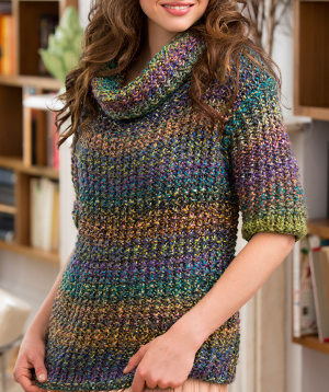 How To Knit A Sweater With Bulky Weight Yarn