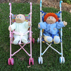 Darling Doll Stroller Liner