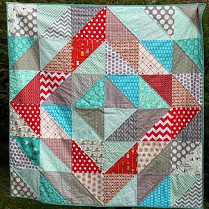 Diamonds Are Forever Quilt