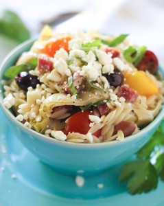 Not-Your-Average Pasta Salad