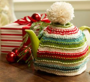 Winter Queen Teapot Cozy