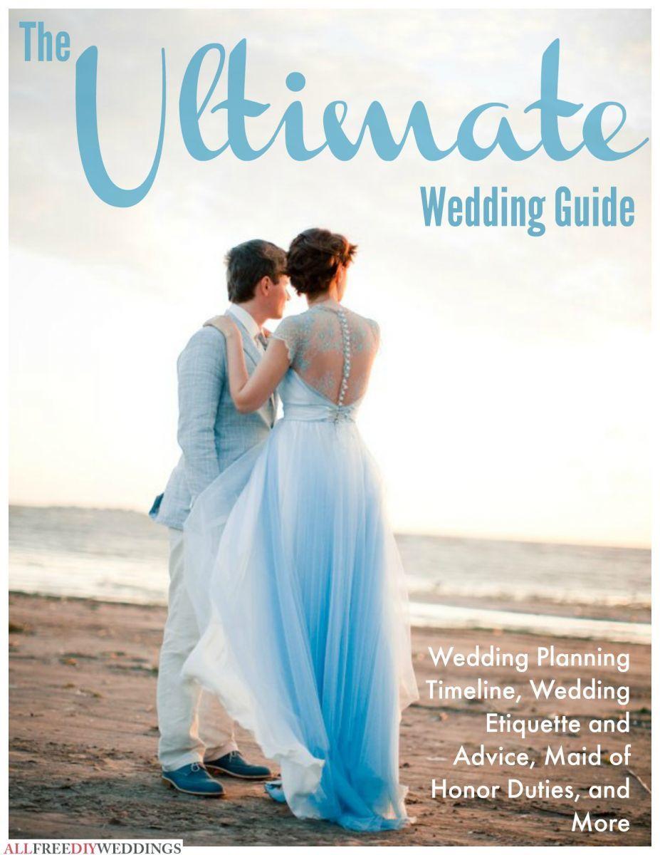 The Ultimate Wedding Guide Wedding Planning Timeline Wedding