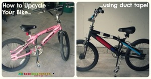 How to Upcycle a Bicycle