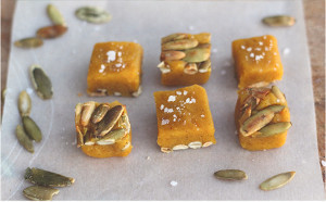 3-Ingredient Pumpkin Caramels