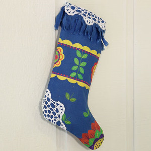 Easy and Creative Christmas Stocking