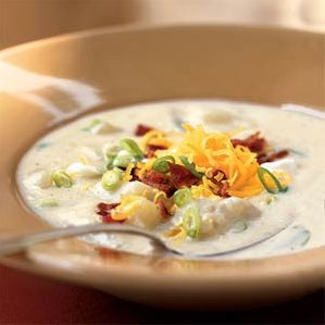 Creamy Potato Soup to Warm You Up
