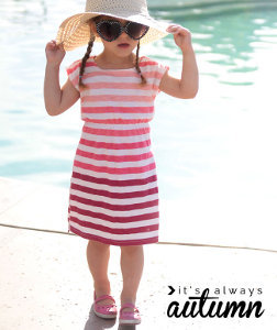 Casablanca DIY Swim Coverup