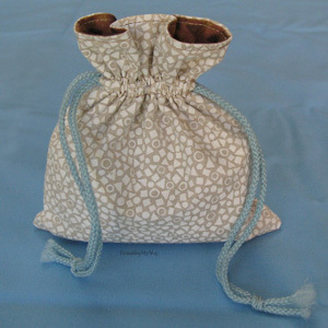 Simply Quick Drawstring Bag