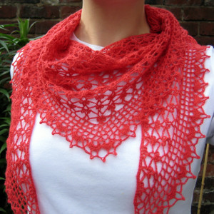 Extra Special Summer Lace Scarf