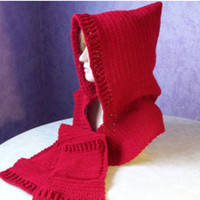 12 Hooded Scarf Crochet Patterns